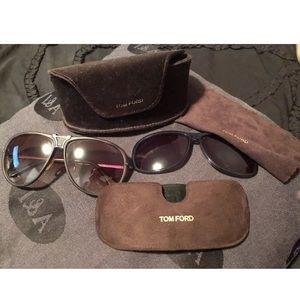 Tom Ford sunglasses aviator